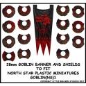 North Star GOBLIN(NS)1 Goblin Banner & Shields 1