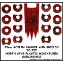 North Star GOBLIN(NS)2 Goblin Banner & Shields 2