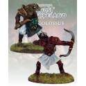 North Star FGA308 Snake-man Tomb Robber & Scout
