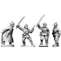North Star BC11 Bolshevik Officers