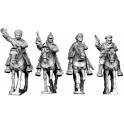 North Star BU17 Mtd Bolshevik Officers (TC1)