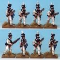 North Star MT0020 US Regular Infantry (1812)