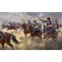 Strelets 241 Grenadiers français à cheval Guerre de Succession d'Espagne
