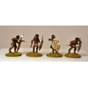 North Star NSA1001 Matabele Warriors (unmarried)