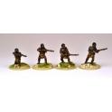 North Star NSA1012 Matabele Warriors Firing Rifles