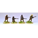 North Star NSA1014 Matabele Rebels Firing Rifles