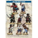 North Star OTSS01 Captain Hood's Crew