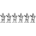 North Star GS08 French Armoured Pikemen