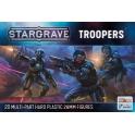 Northstar SGVP003 Stargrave - Soldats