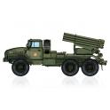 Hobby Boss 82931 Lance-roquettes multiple soviétique BM-21 Grad
