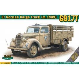 ACE 72580 Camion allemand G917T modèle 1939