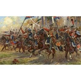 Zvezda 8055 Hussards russes 1812-1814