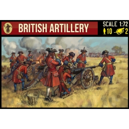 Strelets 243 infanterie britannique - guerre de succession d'Espagne