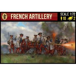 Strelets 244Artillerie frahnçaise - guerre de succession d'Espagne