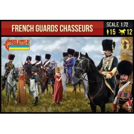 Strelets 277 Chasseurs français de la garde