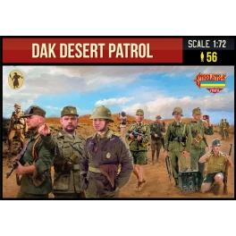 Strelets M081 Patrouille du désert Afrika Korps