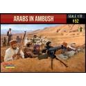 Strelets M149 Arabes en embuscade WWI