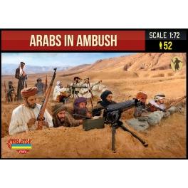 Strelets M149 Arabe en embuscade WWI