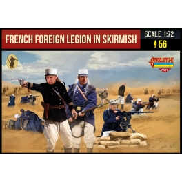 Strelets M150 Légion étrangère française en embuscade - guerre du Rif
