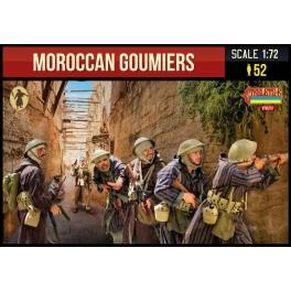 Strelets M151 Goumiers Marocains WWII