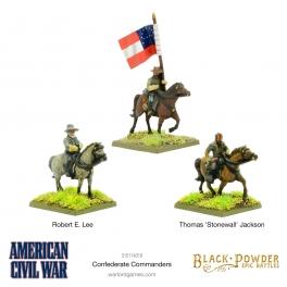 Warlord 315114015 Epic Battles Commandement Confédéré