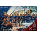 Perry Miniatures PRU1 Infanterie prussienne en marche - Guerre franco-prussienne 1870-71