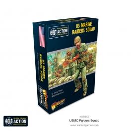 Warlord 402213106 Squad Raiders US Marines