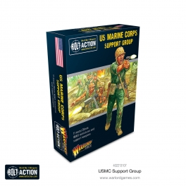 Warlord 402213107 Groupe support US Marines