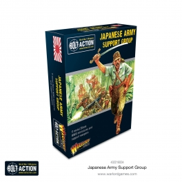 Warlord 402216004 Groupe support japonais