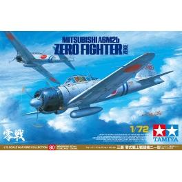 Tamiya 25170 Mitsubishi A6M2b Zero (Zeke)