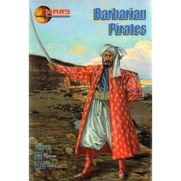 mars 72071 Pirates barbares