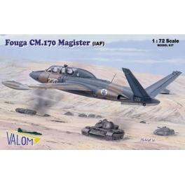 valom 72088 Fouga magister Israelien