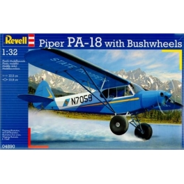 revell 4890 Piper PA-18