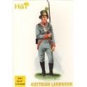 Hät 8233 Landwehr autrichienne (réédition)