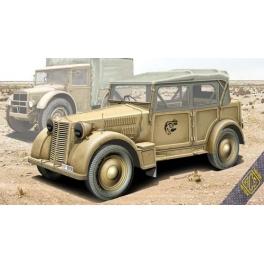 ace 72548 voiture italienne 508 cm (Liv.Av.Delais)