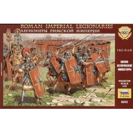 zvezda 8043 infanterie romaine impériale