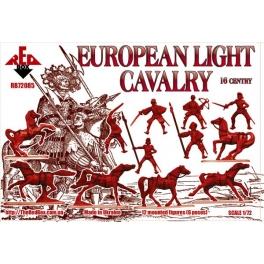 red box 72085 Cavalerie légère 16è S.