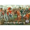 waterloo 1815 ap054 chevau legers français