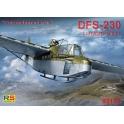 rs model mi 92172 planeur DFS 230   NEWS