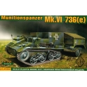 ace 72520 Munitionspanzer Mk.VI 736 39/45