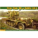 ace 72286 Kfz 10/4 allemand 39/45