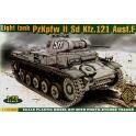 ace 72269 Panzer 2 allemand 39/45