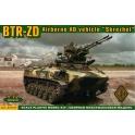 ace 72127 BTR-D + ZU-23-2 .