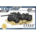 toxso 1407 artillerie lourde allemande 39/45