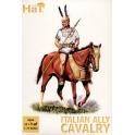 hat 8054 cavalerie italienne antique