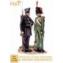 hat 8097 Lutzow Freikorps  Grenadiers de nassau