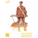 hat 8111 infanterie canadienne 1914/1918
