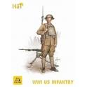 hat 8112 infanterie us 1914/1918