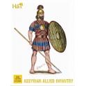 hat 8121 auxiliaires assyriens