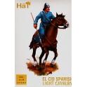 hat 8201 cavalerie légère espagnole el cid